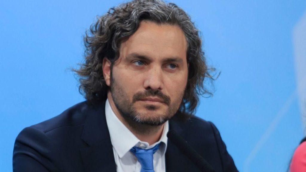 El Jefe de Gabinete de la Nación Santiago Cafiero será interpelado por  Diputados – Política de Santa Fe